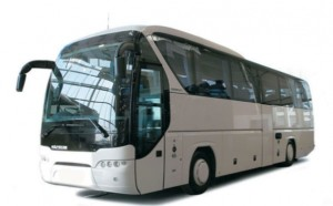автобус для туристов
